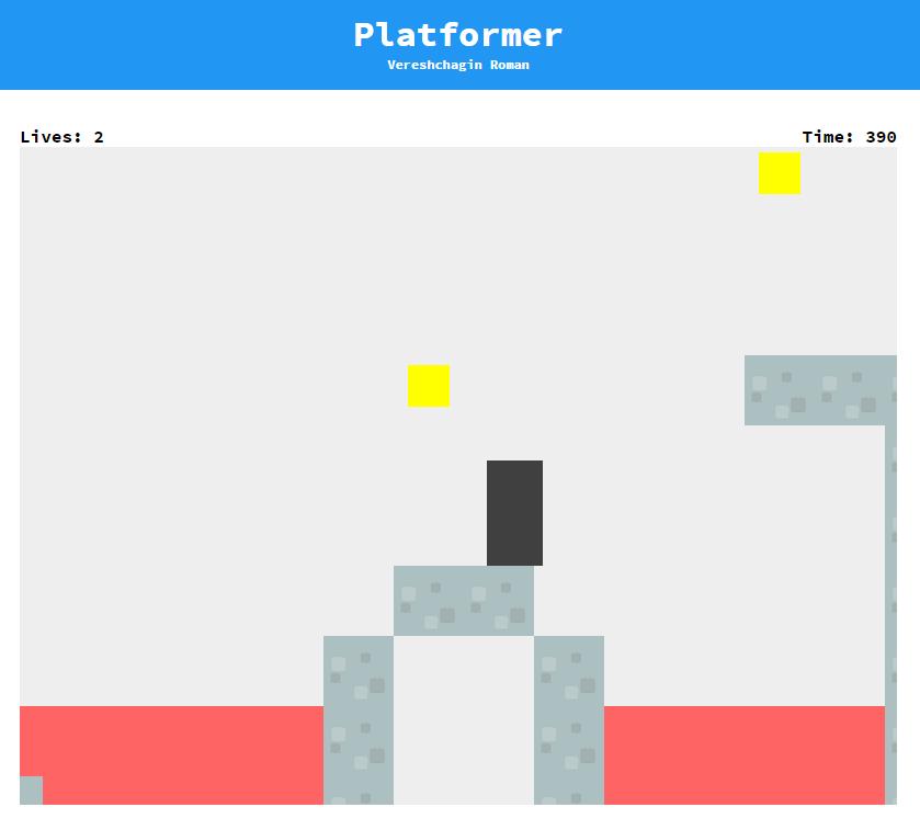 html5-platformer